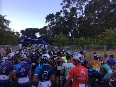 Medihelp Stellenbosch Cycle Tour Race Report
