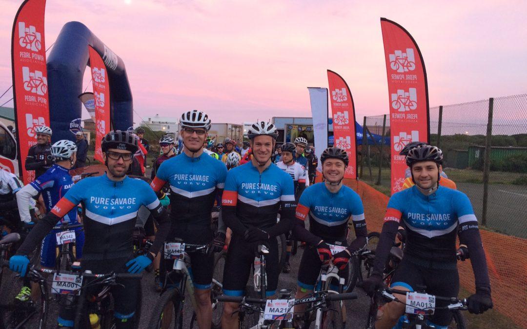 Pure Savage report – Blue Ribbon Yzerfontein MTB race (76km) – 11 June 2017