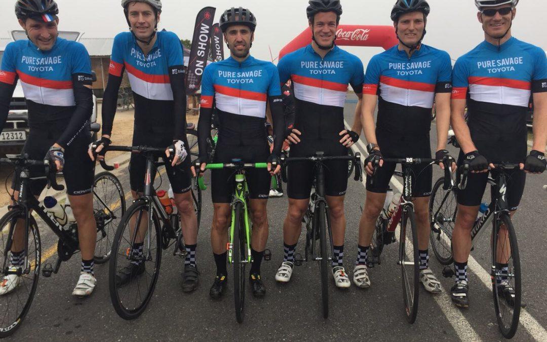 Langebaan Country Estate cycle challenge (80km)