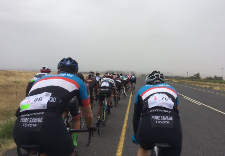 The Hell's of the North – Medihelp Stellenbosch Cycle Tour race report
